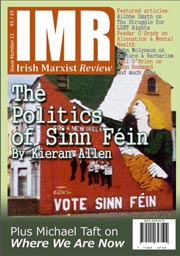 [ Irish Marxist Review nr. 11 ]