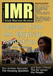 [ Irish Marxist Review nr. 13 ]
