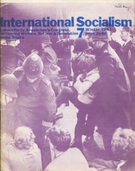 [ International Socialism (1st series) nr. 7 ]